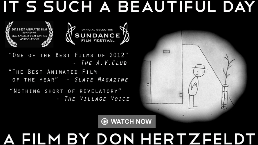 don hertzfeldt animation